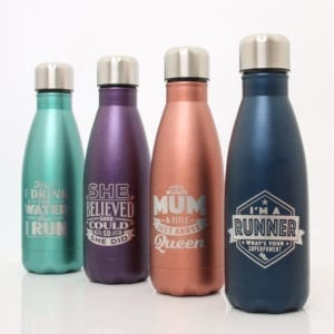 Hydration Station Metal Eco Drinking Flask