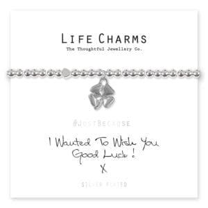 Life Charms Bracelet - Good Luck