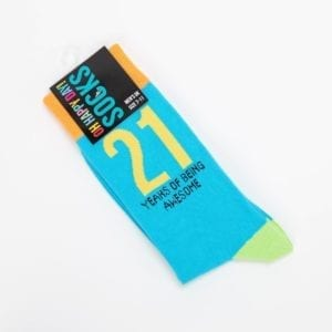 Oh Happy Day! Men's Socks