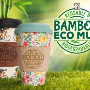 Bamboo Eco Mug