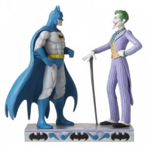 Batman and The Joker Figurine