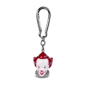 IT (Pennywise) 3D Keychain