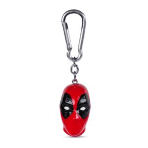 Deadpool (Head)3D Keychain