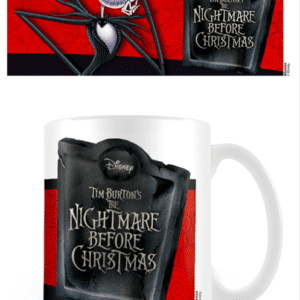 Nightmare Before Christmas (Jack Banner) Coffee Mug