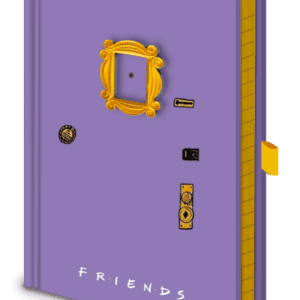 Friends (Frame) Premium A5 Notebook