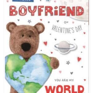 Valentines Card - Boyfriend
