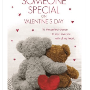 Valentines Card -Someone Special