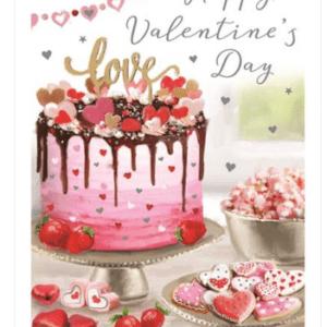 Valentines Card - Happy Valentine's Day