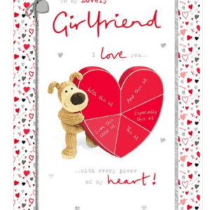 Valentines Card - Girlfriend