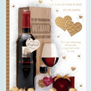Valentines Card - Husband