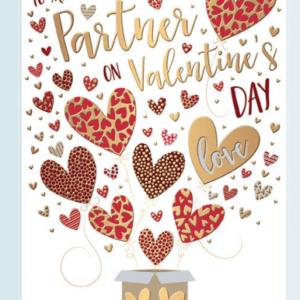 Valentines Card - Partner