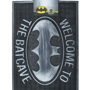 Batman (Welcome to the Batcave) Rubber Doormat