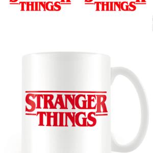Stranger Things (Logo) Coffee Mug