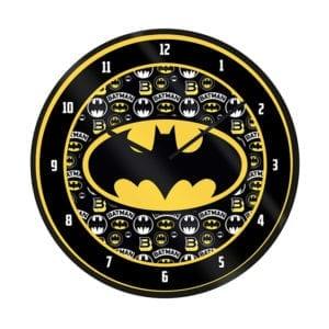 Batman (Logo) Clock