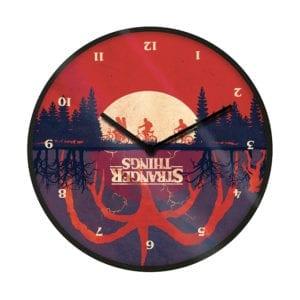 Stranger Things (Upside Down) Clock