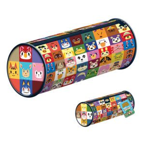 Animal Crossing (Villager Squares) Unfilled Pencil Case