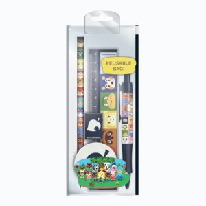 Animal Crossing (Villager Squares) Standard Stationery Set