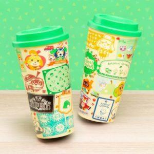 Animal Crossing Plastic Travel Mug