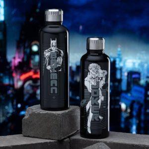 Batman Metal Water Bottle
