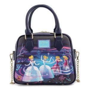Loungefly Disney Cinderella Castle Series Crossbody Bag
