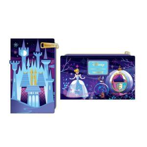 Loungefly Disney Cinderella Castle Series Wallet