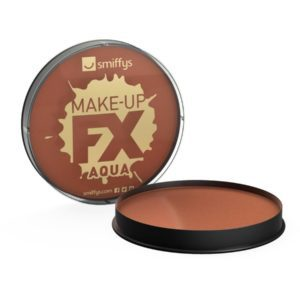 Smiffys Make-Up FX, Light Brown