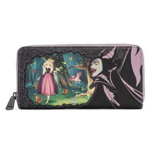 Loungefly Disney Villains Sleeping Beauty Maleficent Wallet